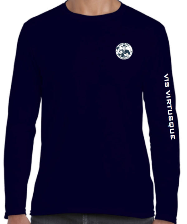 Pioneer Athletics Long Sleeve Fan Shirt