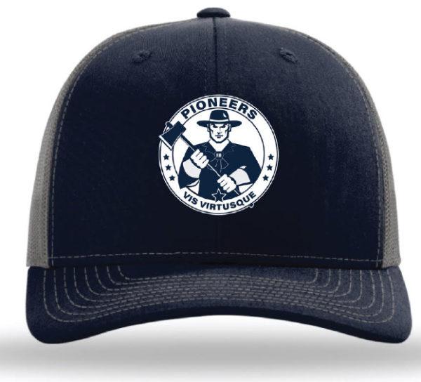 Pioneer Athletics Mesh Back Trucker Hat